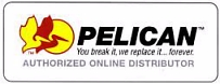 Pelican cases authorized online distributor